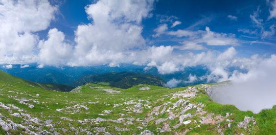 Schneeberg, 2076 m, Niederösterreich, Austria, 2016